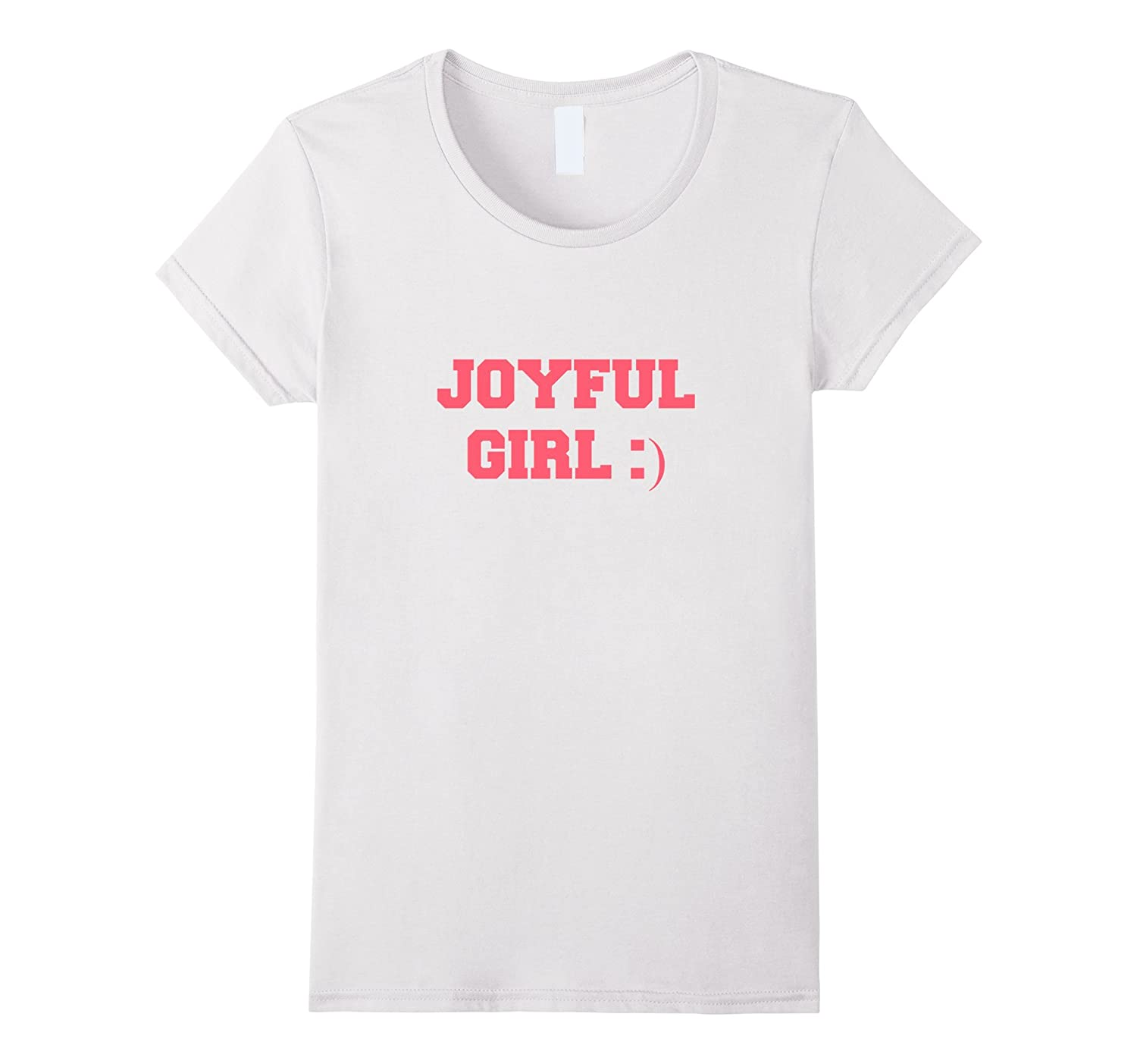Joyful Girl Inspirational-CL