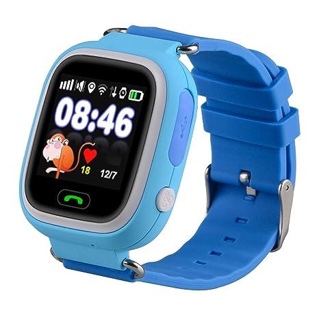 Amazon.com: Smartwatch para niños niñas niños avsv ...