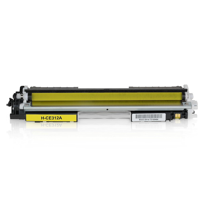 Kineco Toner kompatibel zu HP CE310A 126A für HP Laserjet Pro 100 ...