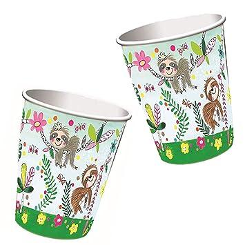 Neu: 8 Vasos para cumpleaños Infantiles y Fiestas temáticas ...