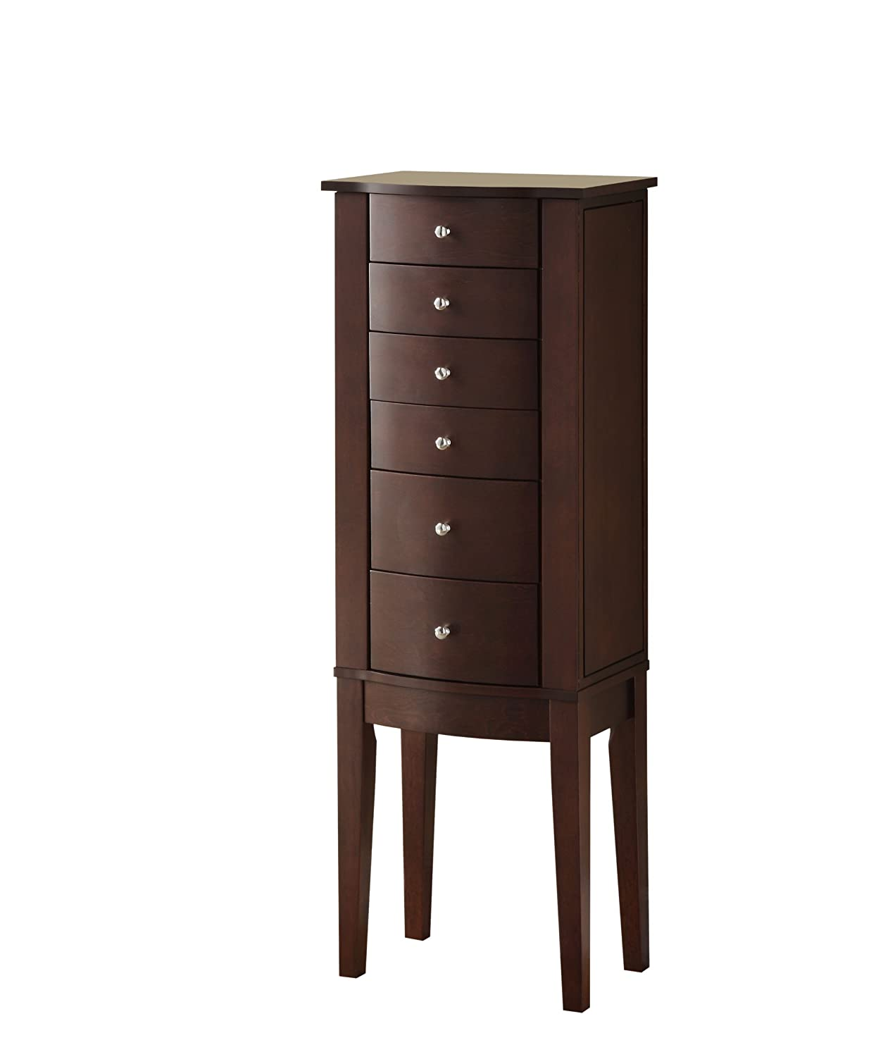 Powell 14J8123O Olivia Jewelry Armoire L. Powell Acquisition Corp.