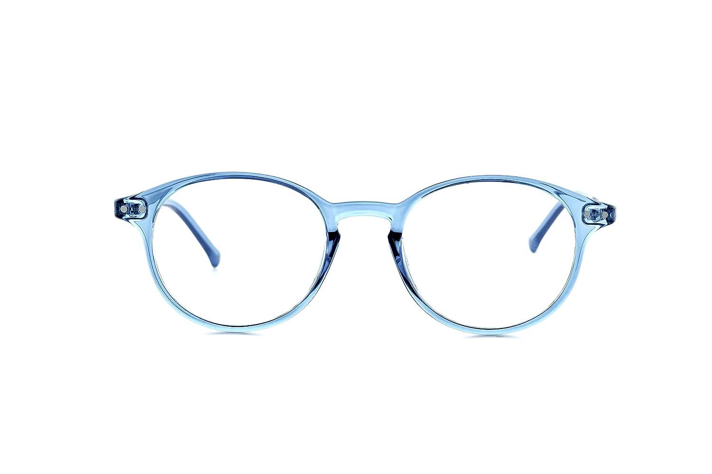 Bleu Jeans dise/ño unisex-- con filtro UV antifatiga W001 My Blue Protect/® W001 Gafas de protecci/ón contra la luz azul