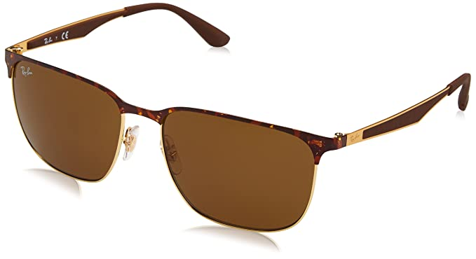 2567ed18ba RAYBAN Unisex s 0RB3569 900873 59 Sunglasses
