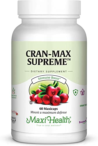 Maxi Health CranMax Supreme