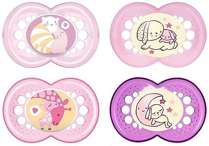 MAM Baby Products 99970122 Día y Noche Chupete - Establecer ...