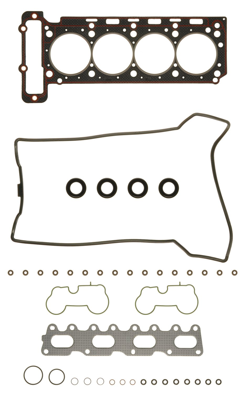 Evinrude 150-235 Hp V6 X Flow Air Box Gasket 515-05 Johnson OEM 0321183