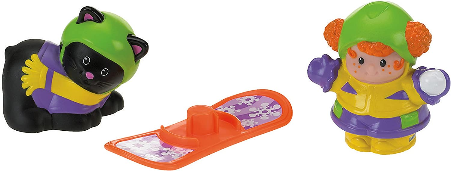Fisher-Price Little People Snowboardings