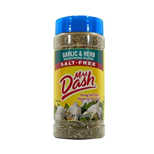 Mrs. Dash Garlic and Herb 10 oz.(pack of 4) A1