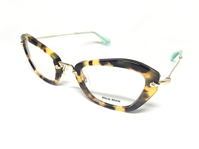 b6cc62876e7f Image Unavailable. Image not available for. Colour  MIU MIU Eyeglasses  VMU05N 100% Authentic ...