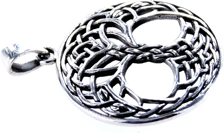 Albero della vita Ciondolo in argento Sterling 925/N 327