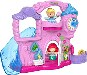 Fisher-Price Disney Princess Play & Go Castle by Little People