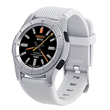 Bluetooth Smart Watch, qimaoo 1.3 pulgadas Sport Smart ...