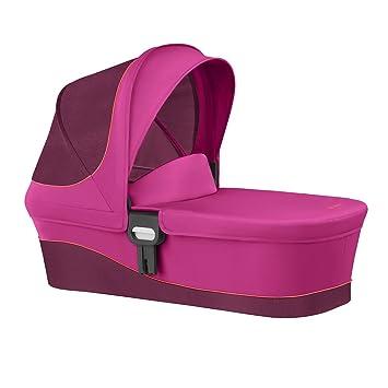 CYBEX Gold Kinderwagenaufsatz Cot S 9kg Ab Geburt bis 6 Monate Fancy Pink