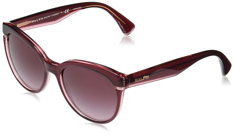 Ralph Lauren RALPH BY 0Ra5238 Gafas de sol, Burgundy Violet, 55 para Mujer