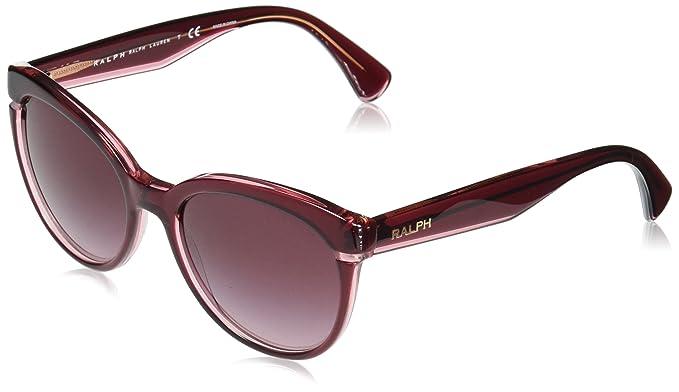 Ralph Lauren RALPH BY 0Ra5238 Gafas de sol, Burgundy Violet ...