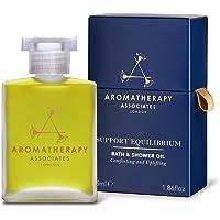 Aromatherapy Associates Support Equilibrium douche- en badolie, 55 ml