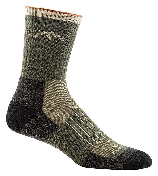 30678520a3a Darn Tough Vermont Men s Hunter Micro Crew Cushion Socks at Amazon Men s  Clothing store