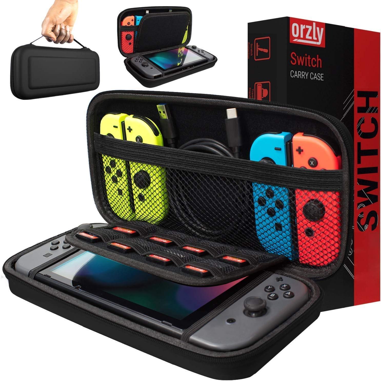 Orzly Funda para Nintendo Switch: Amazon.es: Electrónica