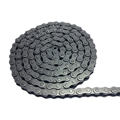 # 35 Roller Chain 10 Feet with 1 Connecting Link for Go Kart Mini Bike Replacements: Industrial & Scientific
