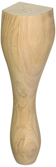 Waddell 2708 Queen Anne Table Leg, 8u0026quot;