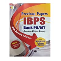 IBPS (CWE) for Bank PO/MT/SO Previous Papers With Detailed Solutions