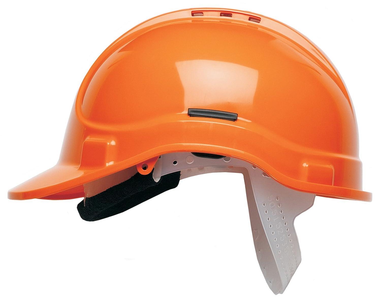 Scott HC300VEL Vented Safety Helmet Orange Scott HC300VEL Vented Helmet - Orange