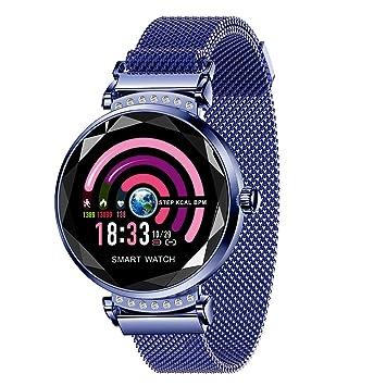 Amazon.com : soAR9opeoF Smart Watch H2 Bluetooth Heart Rate ...