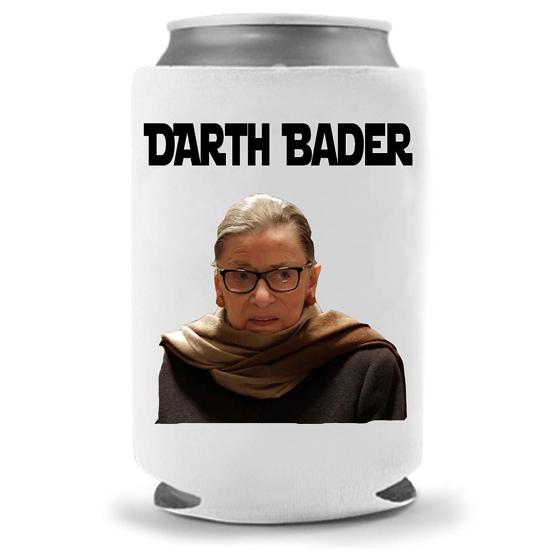 ダースベーダー ビールクーリー - RBG ルースベーダー ギンスバーグ ファニーギャグ パーティーギフト ビール缶クーラー   面白いジョークドリンク缶クーラー   ビールホルダー - ビールギフト ホーム - 高品質ネオプレン缶クーラー   B07NKG9XNR