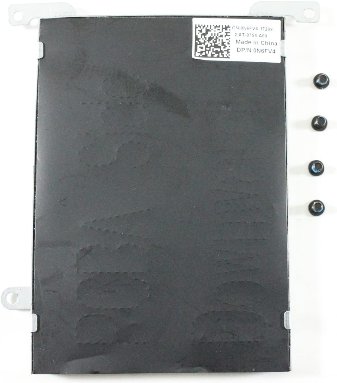 Dell Laptop N6FV4 Primary Black Hard Drive Caddy Inspiron 5523