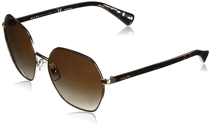 Ralph Lauren RALPH BY 0RA4124 Gafas de sol, Shiny with Brown ...