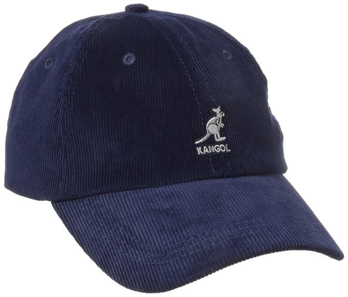 Kangol Cord Baseball, Gorra de béisbol para Hombre, Azul (Marino) Talla única: Amazon.es: Ropa y accesorios