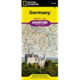 Germany Adventure Map