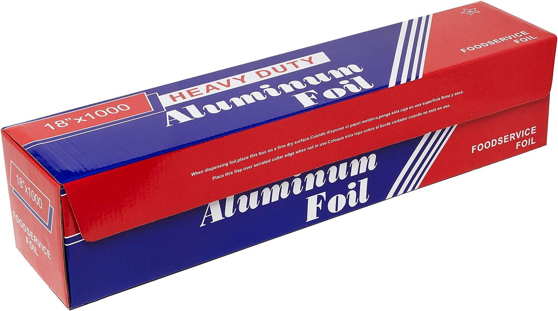 Aluminum Foil Roll Heavy Duty/Commercial Grade - 18