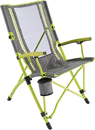 Lime COLEMAN Bungee Sedia da Campeggio Bungee Sling Unisex