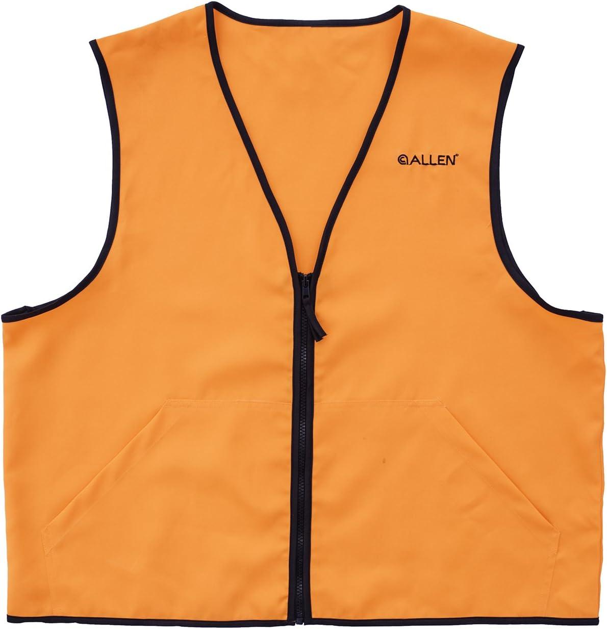 Allen Deluxe Orange Hunting Vest