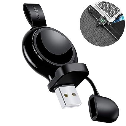 Amazon.com: Cargador de reloj, cargador inalámbrico ...