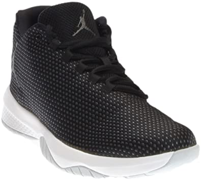sale retailer 31bd6 ccaf6 Image Unavailable. Image not available for. Color  Jordan Nike Kids B.Fly Bg  Black White Dark Grey Basketball Shoe 5