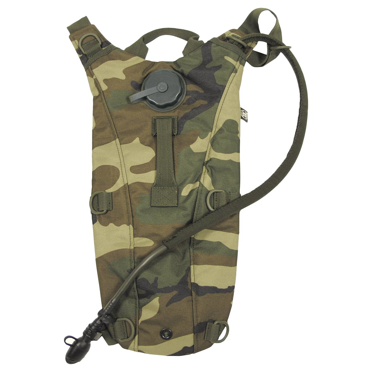 MFH Hydration Backpack TPU Extreme Woodland by MFH Max Fuchs