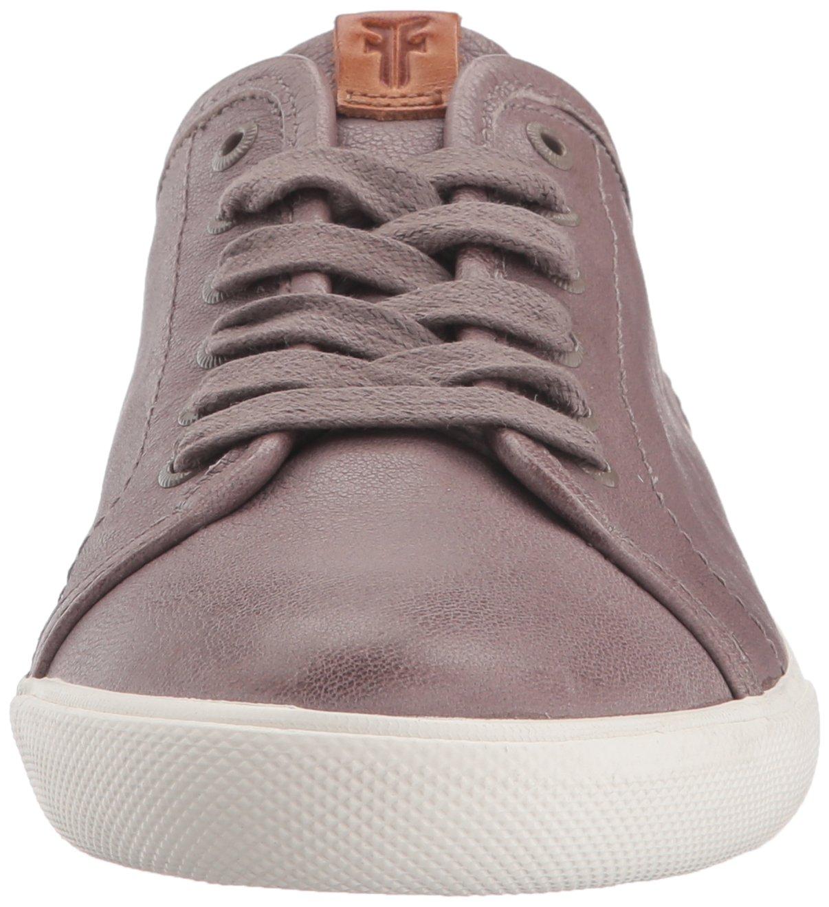 FRYE Women's Maya Low Lace Sneaker, Cement, 6.5 M US by FRYE (Image #4)