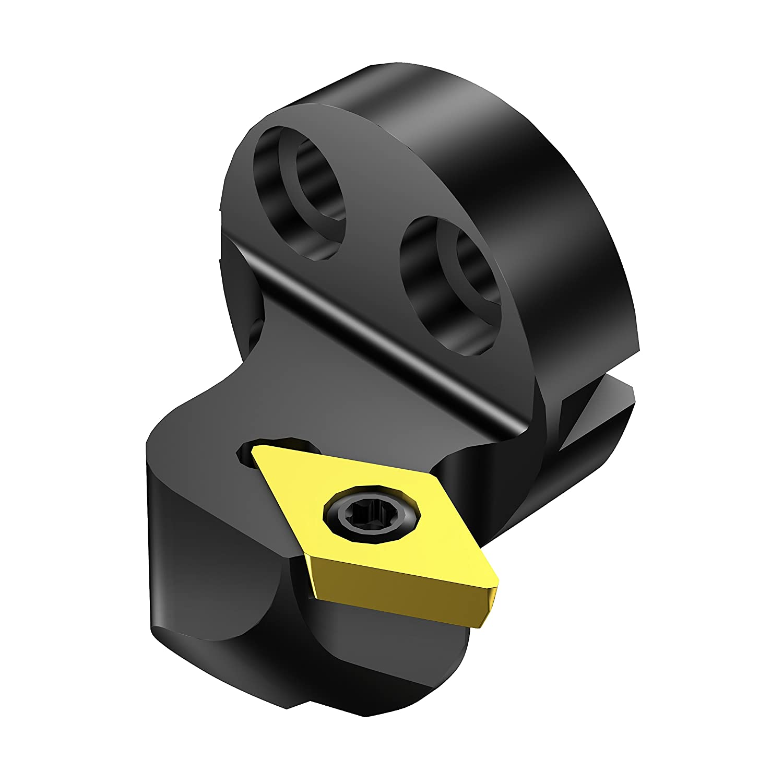 Sandvik Coromant 570-SDXCL-40-11 CoroTurn 107 Head for Turning Left Hand 570-SDXCR//L Tool Style 20 mm Functional Length 40 mm Shank Diameter 5764370 27 mm Functional Width DCMT 11 T3 08 Master Insert