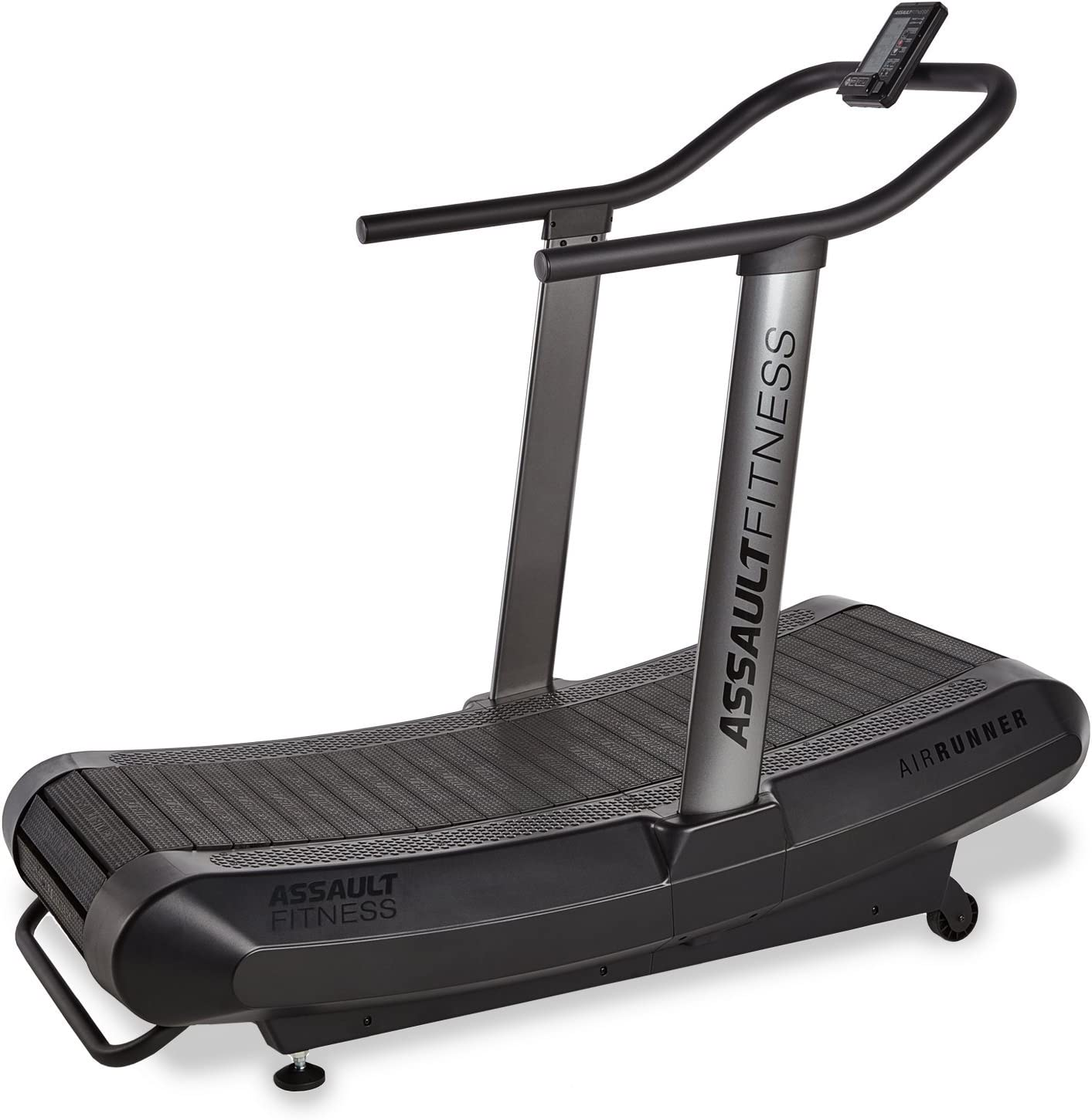 Assault Fitness AirRunner, Black Frame/Charcoal