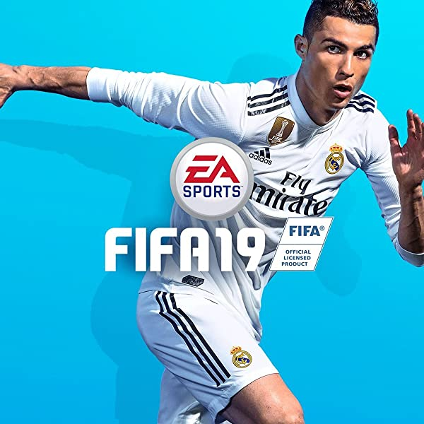FIFA 19 【予約特典】•ジャンボプレミアムゴールドパック最大5個 •7試合FUTレンタルアイテムのCristiano Ronaldo •FIFAサウンドトラックアーティストがデザインしたスペシャルエディションのFUTユニフォーム 同梱