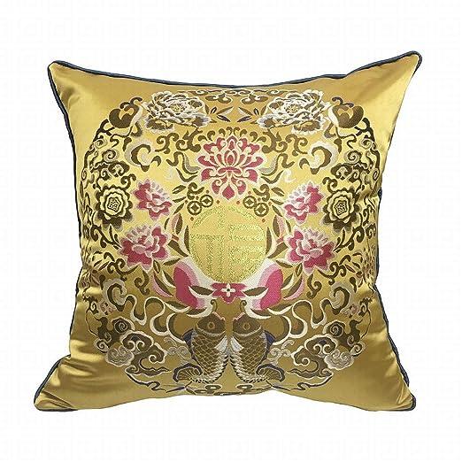 Chengduaijoer Sencillo Retro Suave Soild Decorativo ...