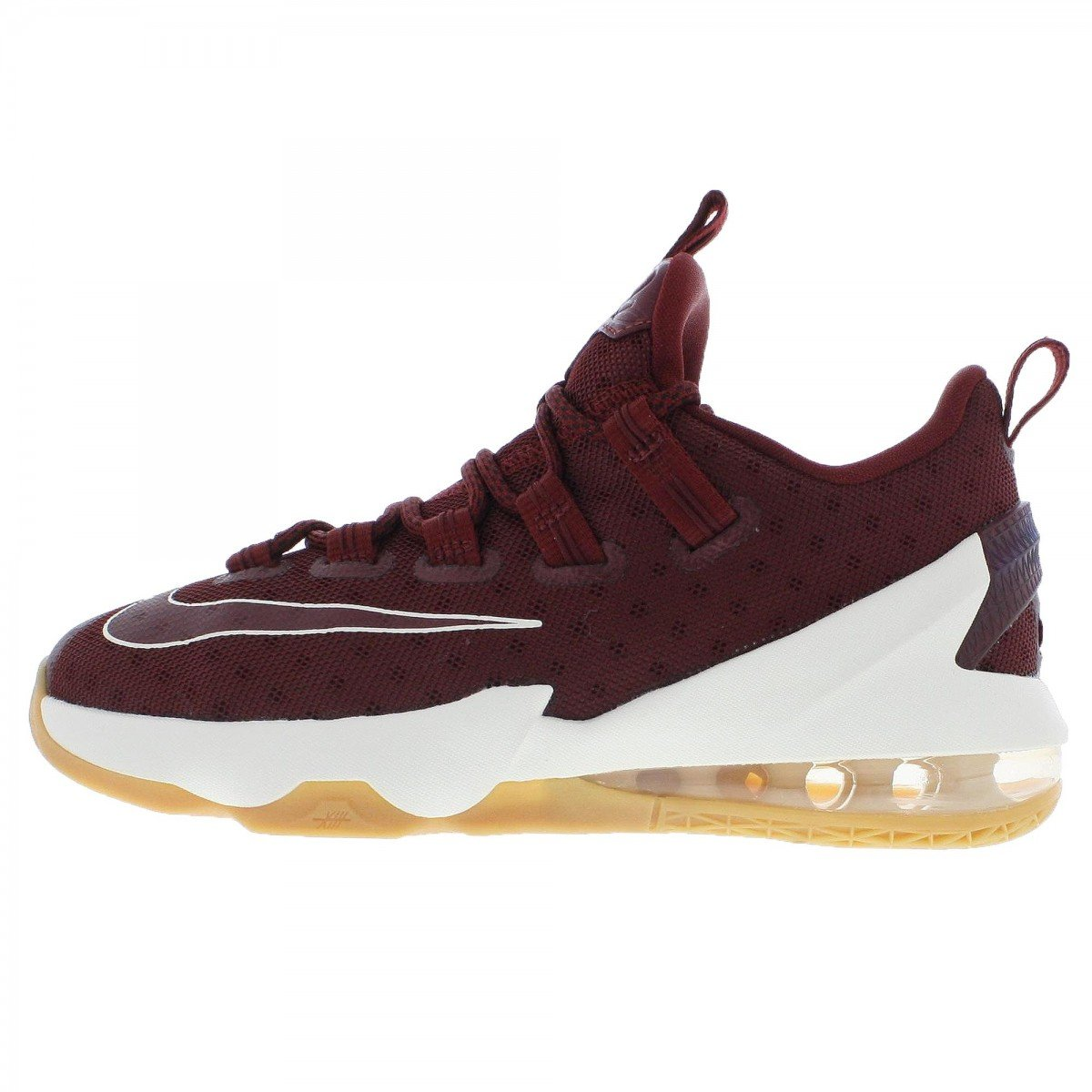 LEBRON XIII LOW (GS)-834347-600 (5Y) by NIKE