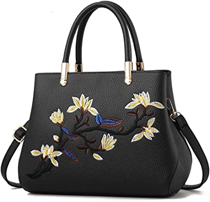 Hynbase Women Ladies Purse Casual Korean Canvas Summer Shoulder Bag