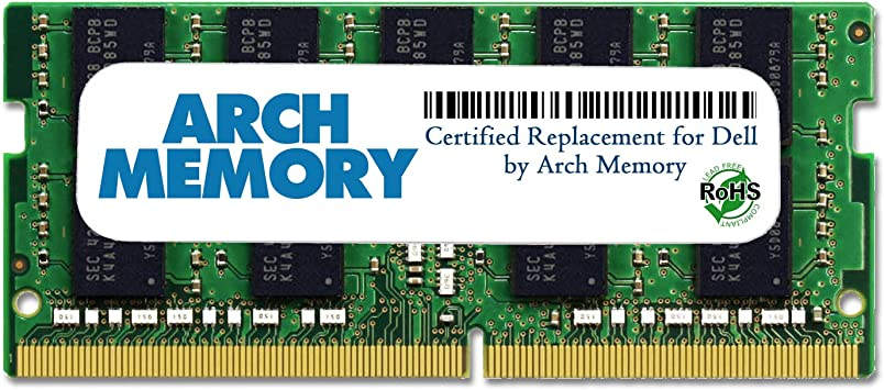 8GB Certified for DELL Memory RAM DDR4 SODIMM DDR4-2400 SNPMKYF9C//8G A9210967