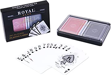 Best Plastic Playing Cards