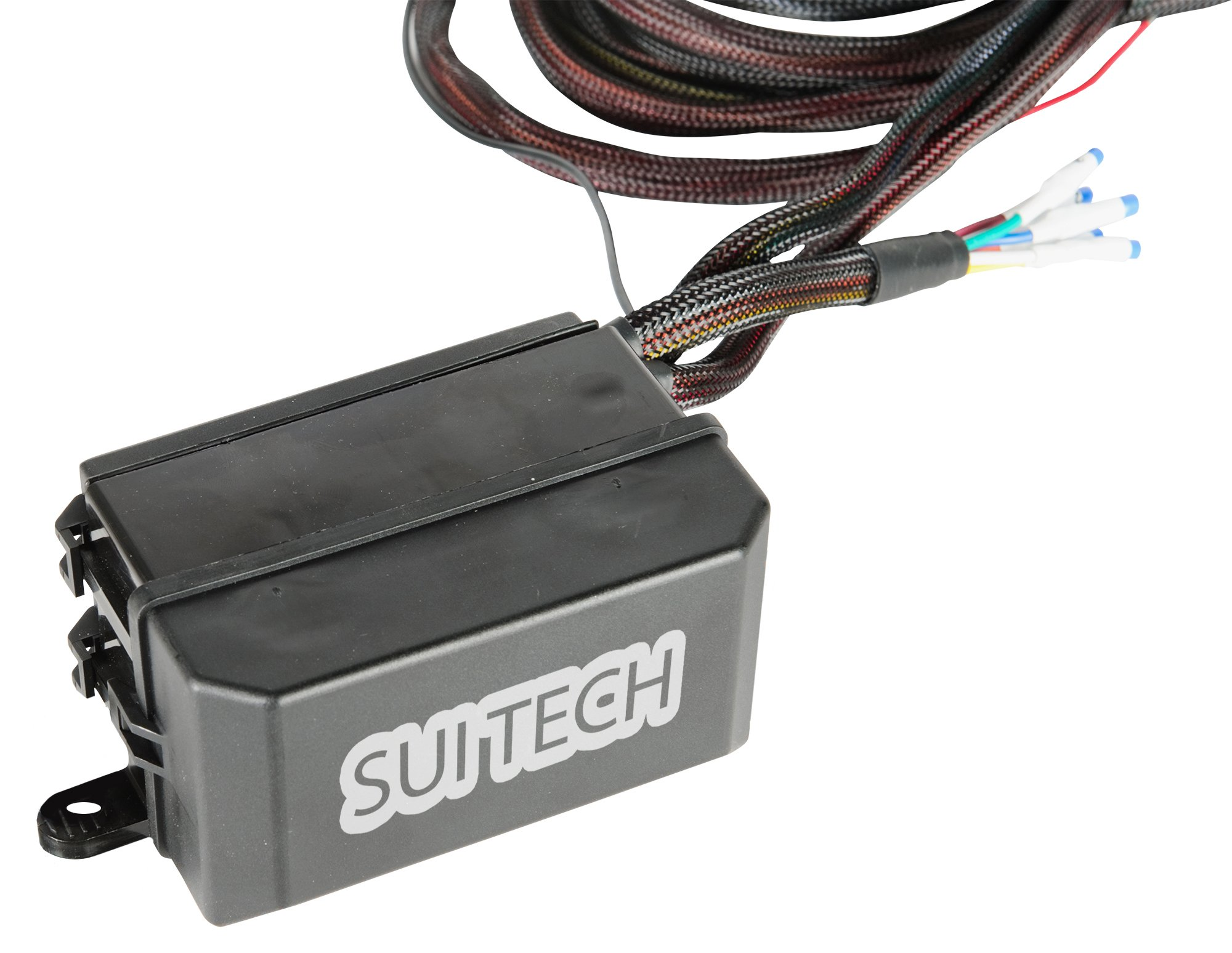 Suitech Universally Adaptable Dc12v Led 6 Switch Panel Electronic Universal Jeep Wiring Harness Relay System With Circuit Control Box Kit For Any Vehicle Power Up To