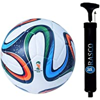 Combo 4 Color Football with Air Pump