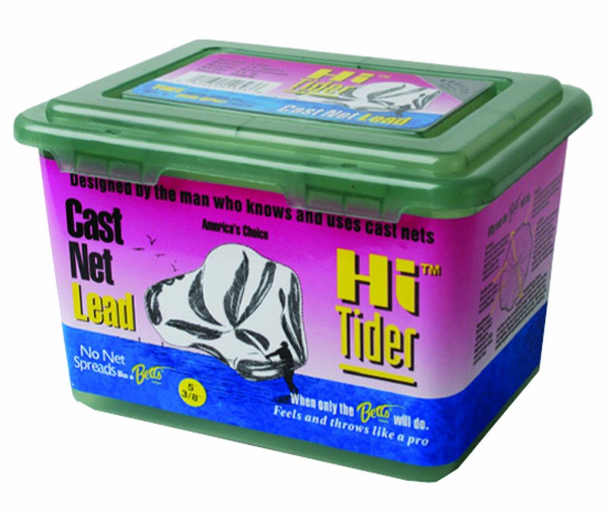 Betts Hi Tider 8-feet Mono Cast Net withリード重量と3 / 8インチメッシュ   B00AU5L5Q8